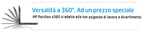 HP - Notebook 360